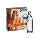 Secura Heavy Rubber (24 gab.)