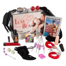 Love Box komplekts rotaļām