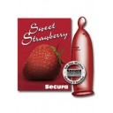Secura Sweet Strawberry (1 / 50 gab.)