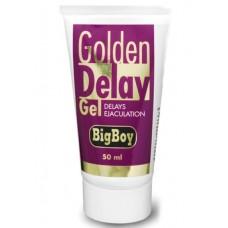 Big Boy Golden Delay gels jutības mazināšanai (50 ml)