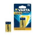 Varta 9V tipa baterija (1 gab.)